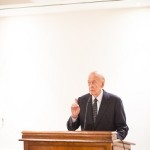 Mr. Valéry Giscard d'Estaing, Honorary President of Atomium Culture, former President of France