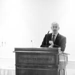 Prof. Sir Timothy O`Shea, Principal and Vice – Chancellor of the University of Edinburgh