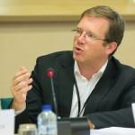 Mr. Bernd Halling, Head of EU – Liasion Office at Bayer AG.