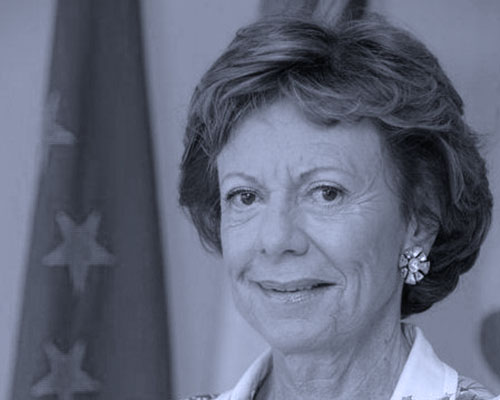 Ms. Neelie Kroes