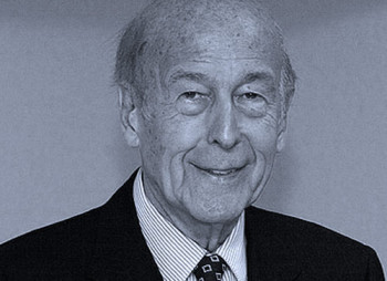 Mr. Valéry Giscard d'Estaing
