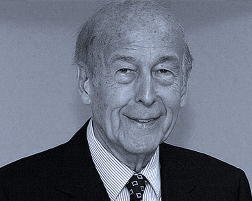 Mr. Valéry Giscard d'Estaing