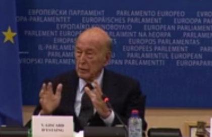 Mr Valery Giscard d`Estaing