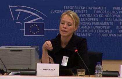 Ms Erika Widegren